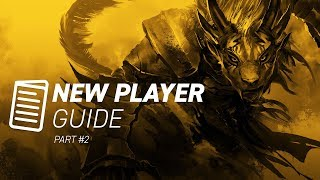 Guild Wars 2: Complete New Player Guide (Part 2) - How To level Faster