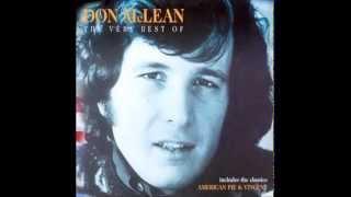Don McLean  American Pie with Lyrics