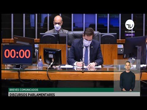 Plenário - Breves Comunicados - Discursos Parlamentares - 12/05/21