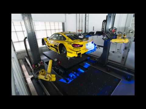 3D Measuring Time Lapse - BMW Motorsport