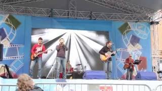 Живая Рыба - 28.05.2016, Михайловский Манеж.