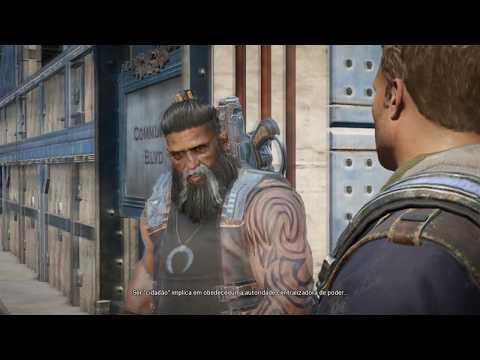 Gears of War 4 Patriota Gameplayer Part 3