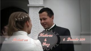 preview picture of video 'Hochzeit Katharina & Georg'