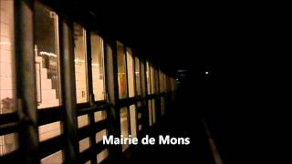 preview picture of video '[Lille] VAL 208 Métro Ligne 2 - Wasquehal Pavé de Lille à Gare Lille Flandres'