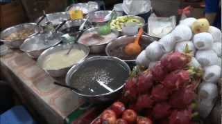 preview picture of video 'A Food Tour in Siem Reap Cambodia'