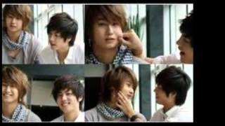 Heo Young Saeng (SS501 ) ~Go Wipe Your Tears
