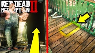 THIS COUPLE HAS A SECRET LOCATION IN THEIR HOUSE YOU DONT KNOW ABOUT in Red Dead Redemption 2!