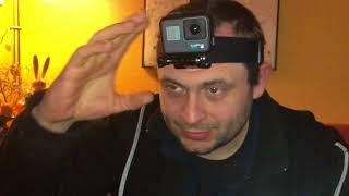 GoPro Head Strap and Quick Clip unboxing and instructions