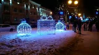 Новогодний Смоленск, 2019 год