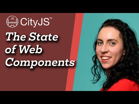 Image thumbnail for talk The State of Web Components