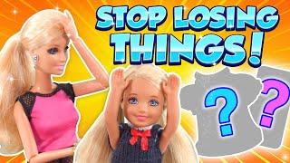 Barbie - Stop Losing Things! | Ep.295