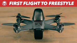 ANYONE can FLY this FPV Drone! - First Flight to Freestyle
