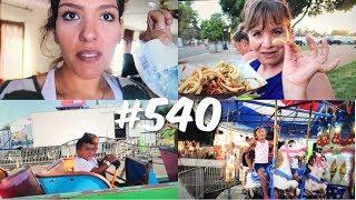 VLOG # 540|Preparando lo del baby shower de mi Hermana !FUIMOS ALA FERIA!!