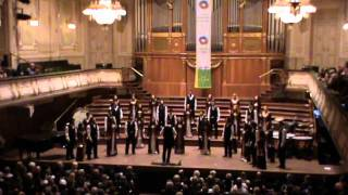 Boğaziçi Jazz Choir - Suda Balık Oynuyor (arr. Erdal Tuğcular), Closing Ceremony Of WCC