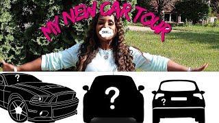 New Car Tour