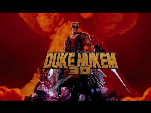 [Ретро Обзор] DUKE NUKEM 3D