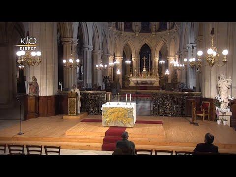 Messe à Saint-Germain-l'Auxerrois du 1er octobre 2021