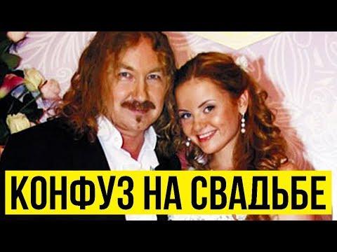 Стало известно о конфузе на свадьбе Николаева и Проскуряковой