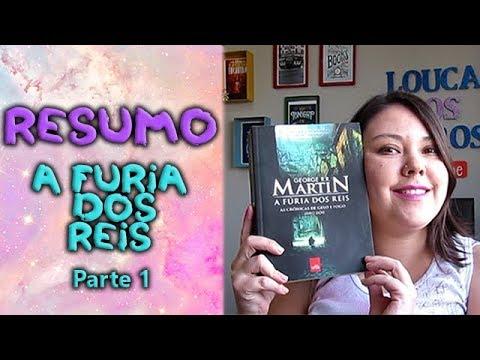 RESUMO A FÚRIA DOS REIS - Parte 1   2017