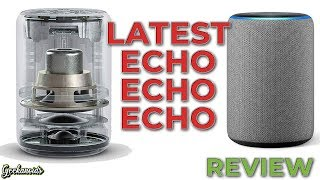 Amazon Echo 3rd Gen Smart Speaker Review