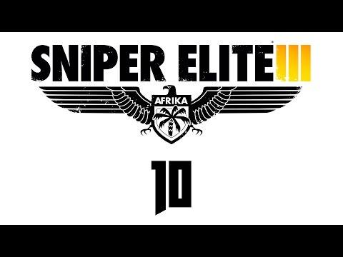 Прохождение Sniper Elite 3  — Часть 10: Перевал Кассерин