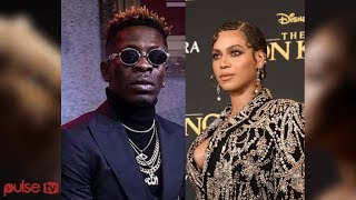 "BEYONCE Features SHATTA WALE In LION KING Inspired Soundtrack ""Already"""