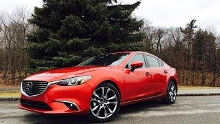 Mazda MAZDA6 2017 Review