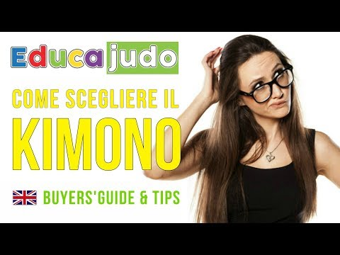 COME SCEGLIERE IL KIMONO: GUIDA ALL'ACQUISTO E SUGGERIMENTI - How to choose your gi: guide and tips