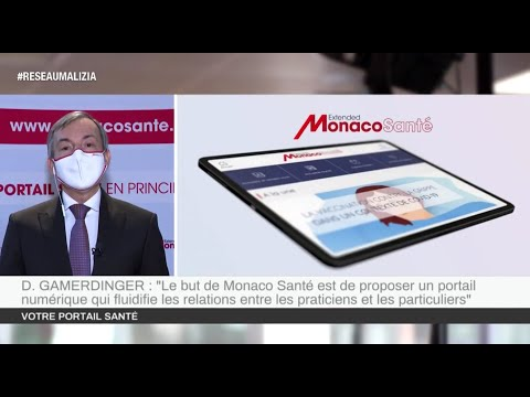Monaco Santé: a new digital portal in the Principality