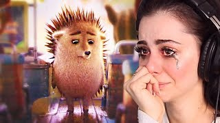 Reacting to the SADDEST CHRISTMAS animations - TRY NOT TO CRY CHALLENGE