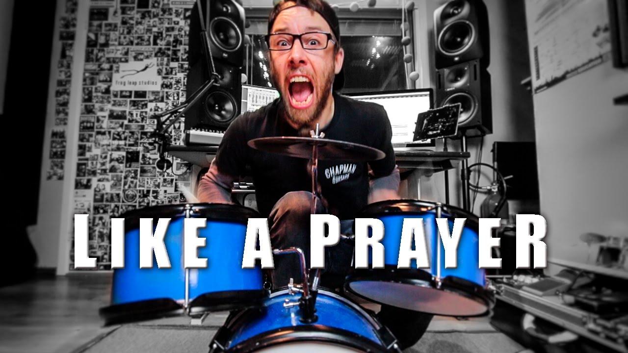 Frogleap Like a Prayer Video