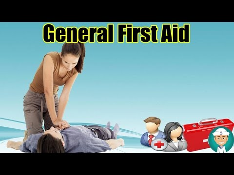 Emergency First Aid - General First Aid - YouTube