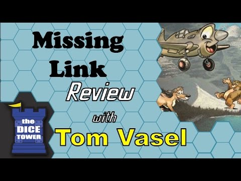 Dice Tower Reviews: Missing Link