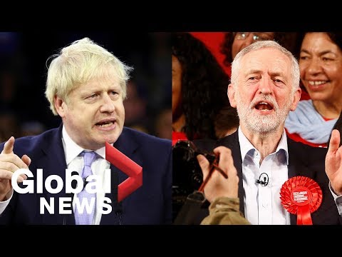 Voters still undecided ahead of UK general election