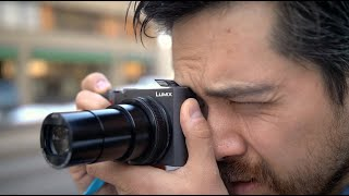 Panasonic ZS200 (TZ200) Hands-On Field Test | Kholo.pk