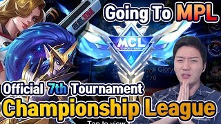 MLBB Official Tournament 7th Championship (Lesley, Irithel?!)