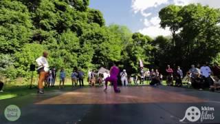 Colours VS Wild Foxy VS Alix [WaackingTop7] - Parks N
