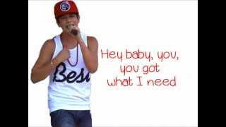 Say You're Just A Friend - Austin Mahone feat. Flo Rida (Lyric Video)