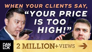 Actual Live Sales Call With Dan Lok