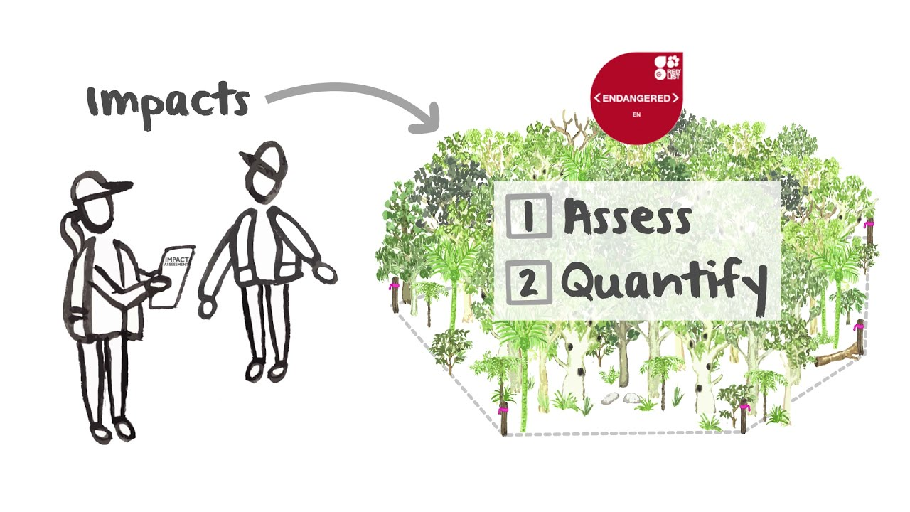 Why do we offset? – under what circumstances might be consider a biodiversity offset