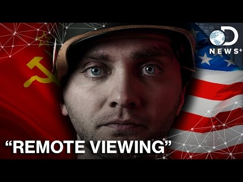 Did The U.S. And Russia Have Psychic Soldiers? - YouTube