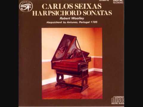Robert Woolley, harpsichord