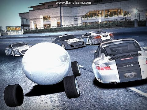 Need For Speed Carbon Improvement Mod: Porsche 911 Turbo S VS. Wolf