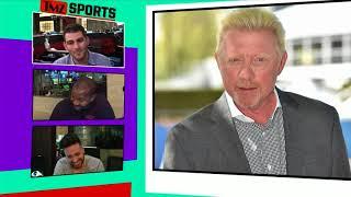 Boris Becker Busted with Fake Diplomatic Passport, Officials Say | TMZ Sports