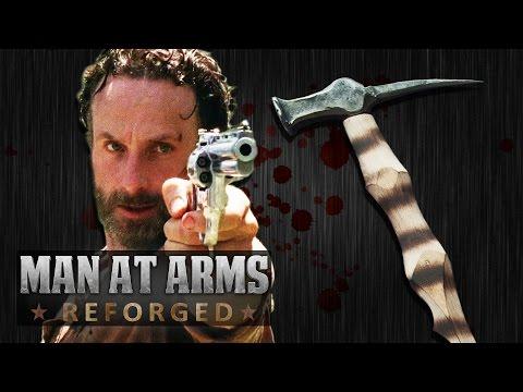 Zombie Killer Weapon Challenge (the Walking Dead)