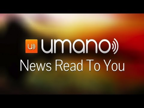 Umano App Review for Android – News Read To You!