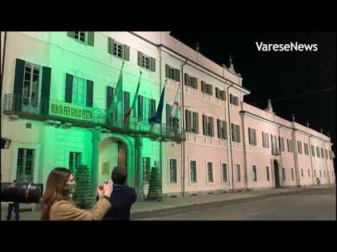 Nuove luci per palazzo Estense