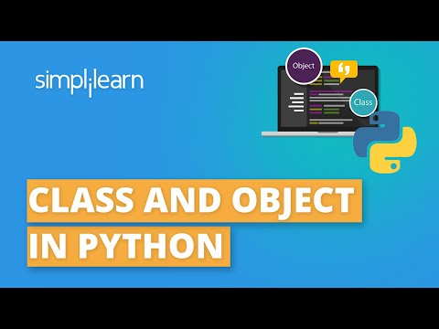 Classes And Objects In Python | Python OOP Tutorial | Python ...