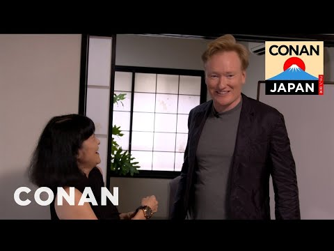 Conan v Japonsku #1: Lekce etikety