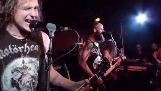 Baroness - Sea Lungs (Houston 12.08.15) HD